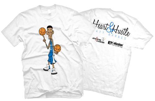 Matt Barnes Playoff Tee
