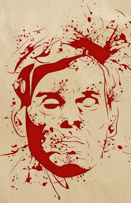 Dark Wing Illustration: Dexter