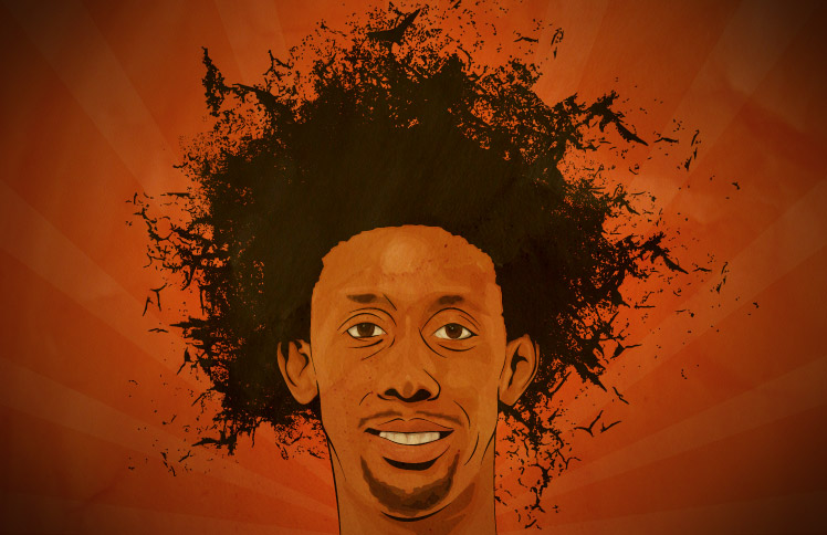 Phoenix Suns Forward Josh Childress