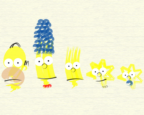 The Simpsons: America's favorite yellow family