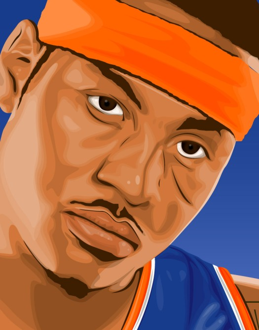 Carmelo Anthony: New York Knicks