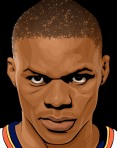 Russell Westbrook: Oklahoma City Thunder