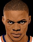 Russell Westbrook: Oklahoma City Thunder