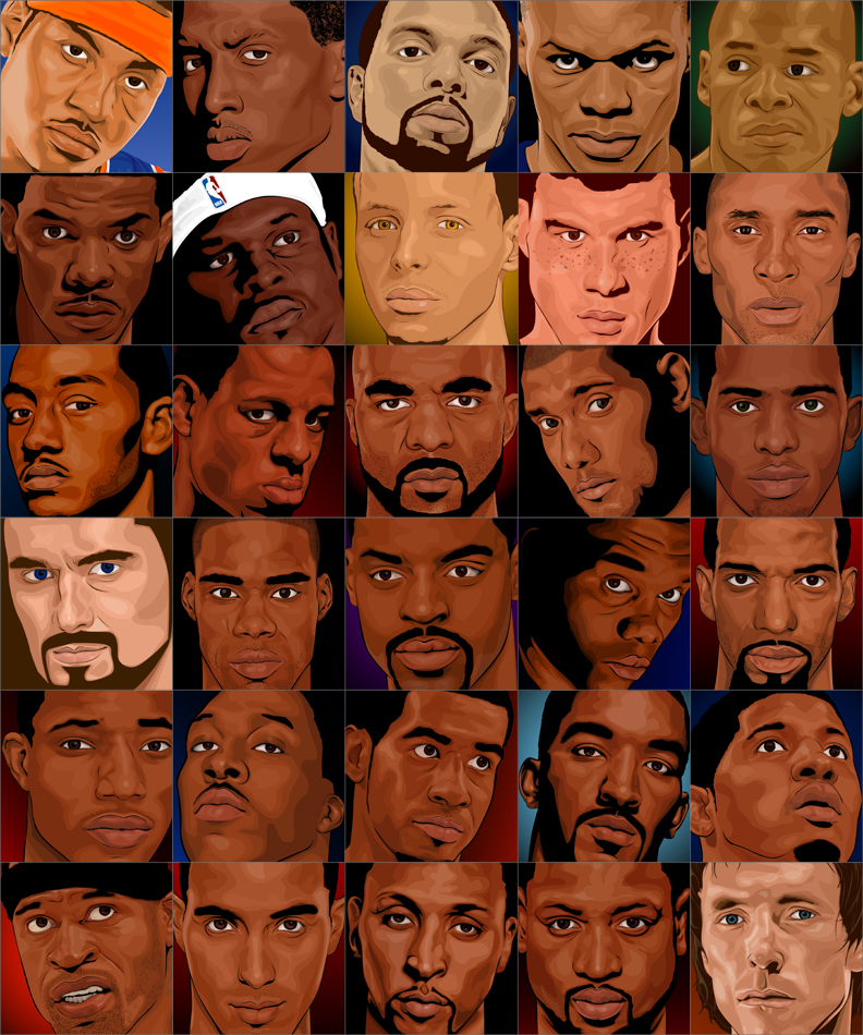 Face the NBA