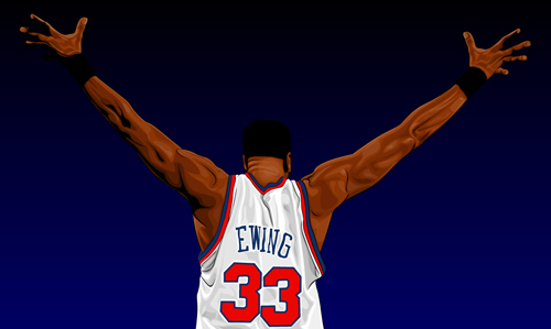 Patrick Ewing: New York Knicks