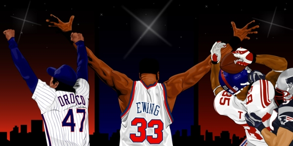 Lights of NY: Orosco // Ewing // Tyree