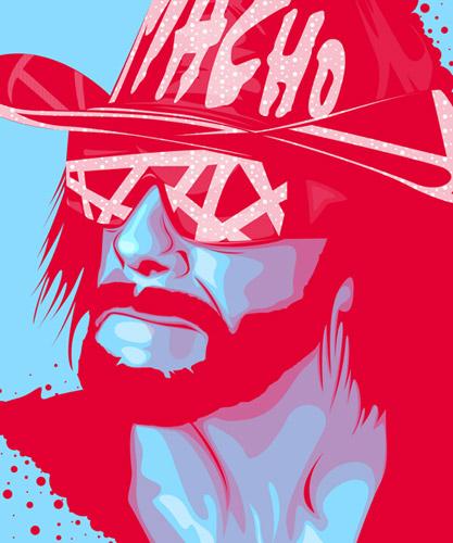 Macho King: AKA Macho Man Randy Savage