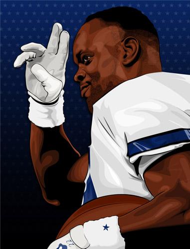 Emmitt Smith: Dallas Cowboys