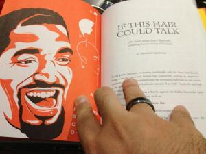 JR Smith: Grantland Issue 3