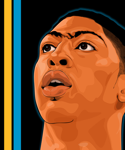Anthony Davis: New Orleans Hornets