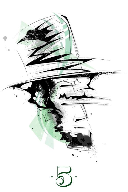 5 Spot - Abraham Lincoln