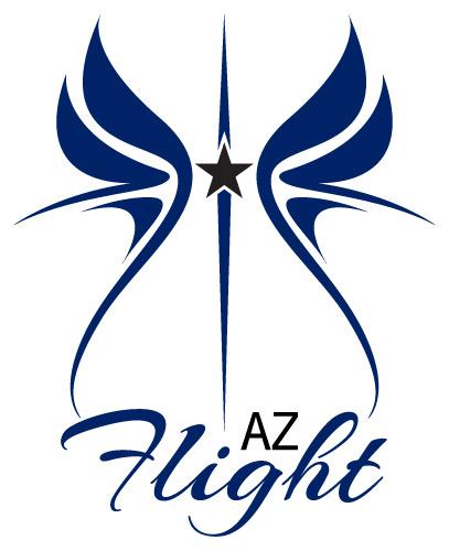 AZ Flight - logo