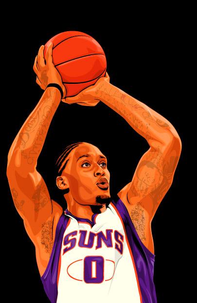 Michael Beasley: Phoenix Suns