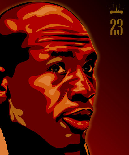 King of the NBA: Michael Jordan