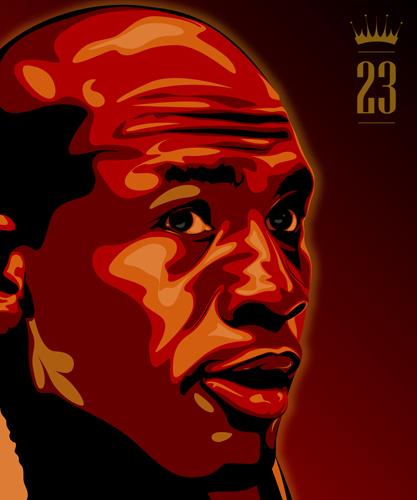 King of the NBA: Michael Jordan