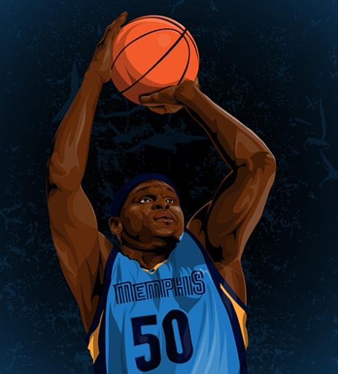 Zach Randolph: Memphis Grizzlies