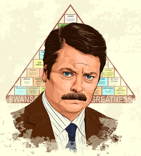 Ron Swanson: Parks and Recreation