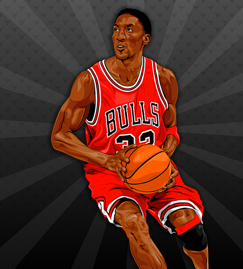 Scottie Pippen: Chicago Bulls
