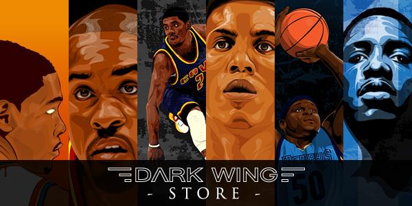 Dark Wing Store