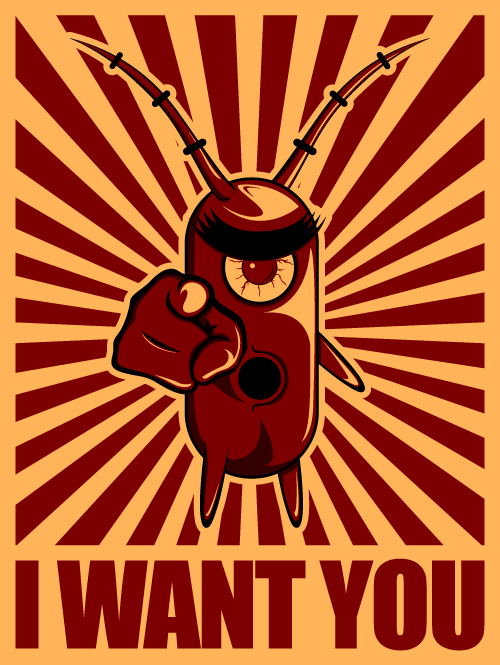 Plankton's Propaganda