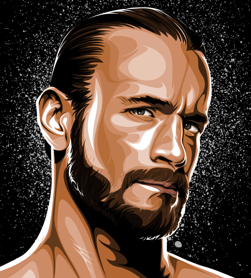 CM Punk: Best in the World