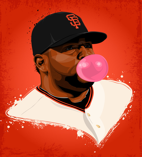 The Panda: Pablo Sandoval