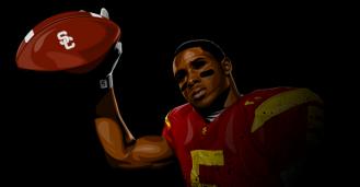 Reggie Bush: USC Trojans
