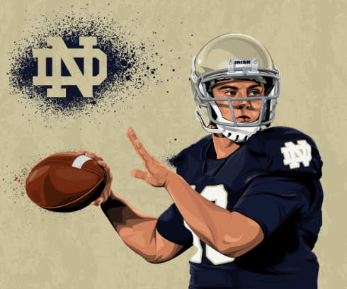 Tommy Rees: Notre Dame Football